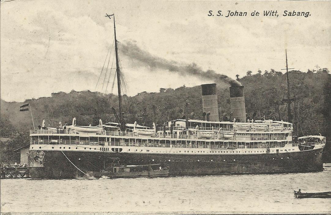 ss Johan de Witt